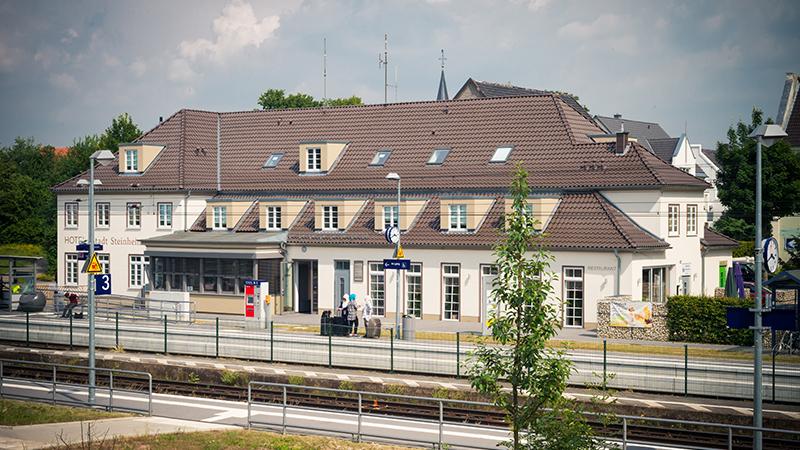 Der Bahnhof Steinheim (Westfalen) ist Bahnhof des Jahres 2016