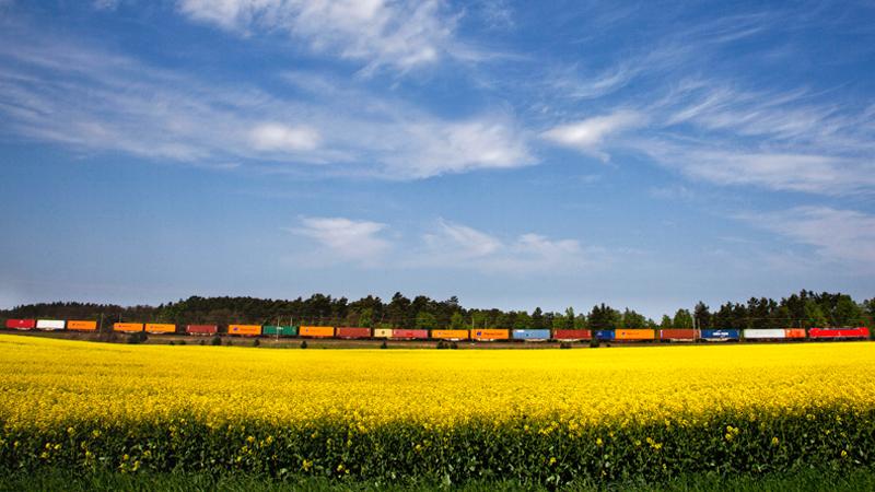 740-Meter-Züge ersetzen beim Gütertransport bis zu 52 Lkw. Das Umweltbundesamt springt jetzt den Güterbahnchefs bei. Auch die Verkehrsminister debattieren in Stuttgart die Vorteile eines Netzausbaus.