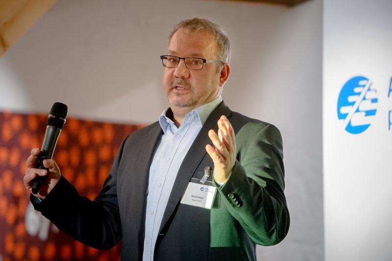 Bernd Stiebe, Leiter Business Development, der kasasi GmbH über Telematik im Schienengüterverkehr
