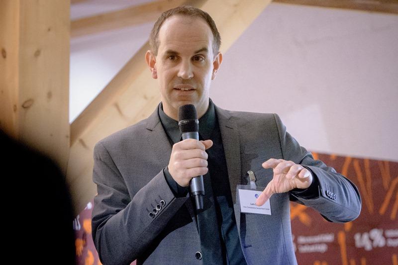 Lars Opfer über die Schienenprojekte der VINCI Concessions Deutschland GmbH
