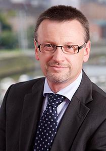 Chef der neuen Lokführer-Akademie: Matthias Birnbaum, SBB Cargo Deutschland