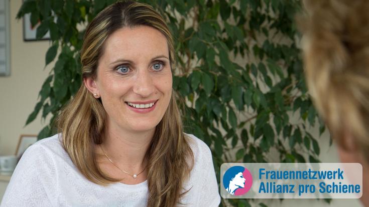 Katrin Rüchel, Geschäftsführerin Kundenservice bei Transdev
