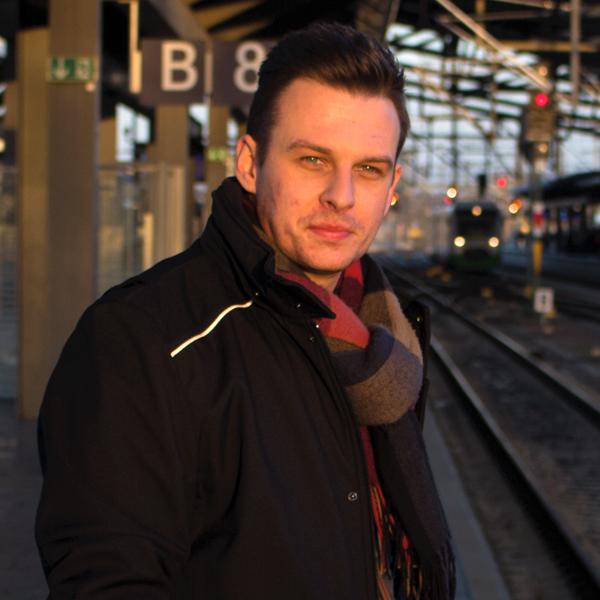 Eisenbahner mit Herz 2017: Tim Grams, der