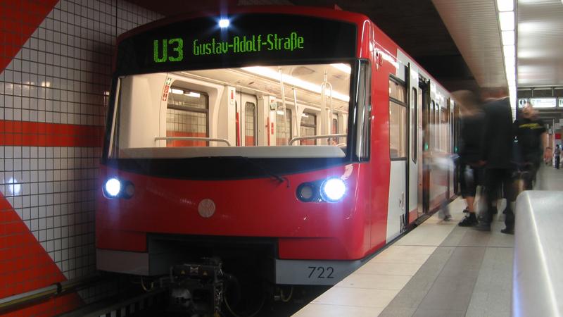 Autonomes Fahren auf der Schiene wurde in Nürnberg zuerst umgesetzt: Die Linie U3 fährt ohne Fahrer