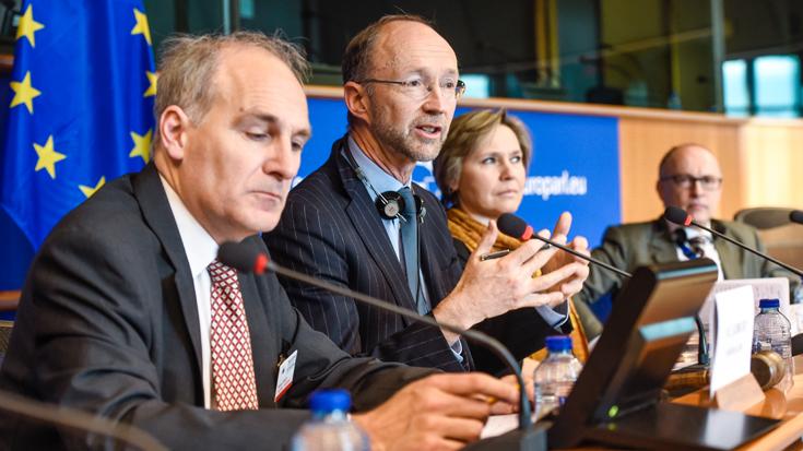 EU-Parlament verabschiedet 4. Eisenbahnpaket