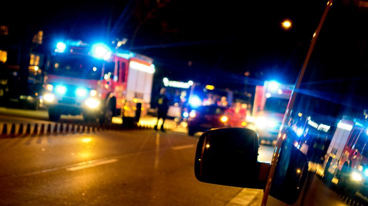 Unfall mit Rettungskräften: Gigaliner erhöhen das Risiko von Verkehrsunfällen