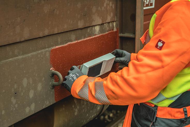 60.000 Güterwagen werden mit dem VTG Connector ausgerüstet