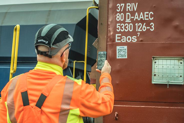 Telematik am Güterwagen: VTG digitalisiert die Flotte