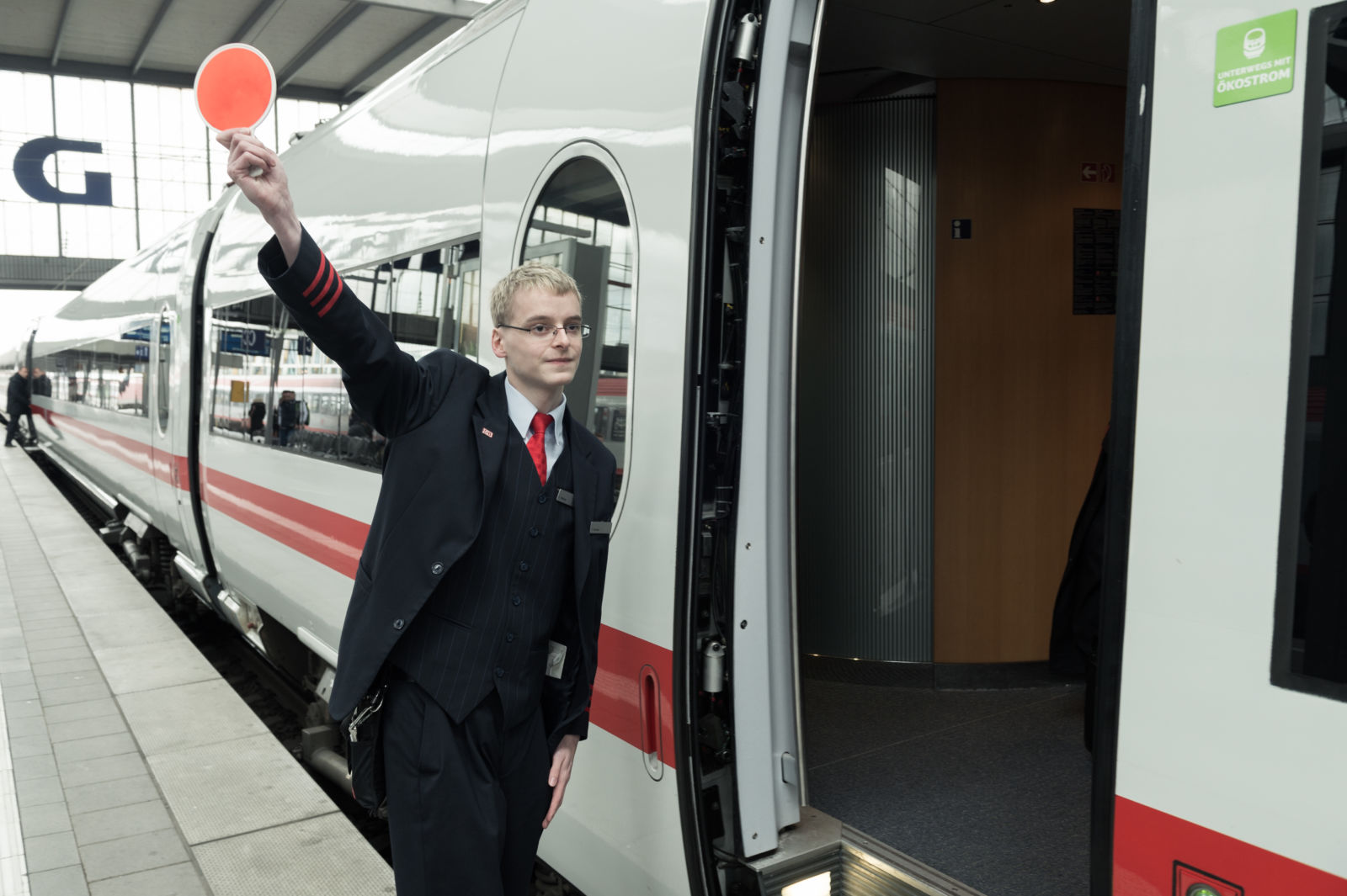 Eisenbahner mit Herz 2017 Christian Mainka, DB Fernverkehr