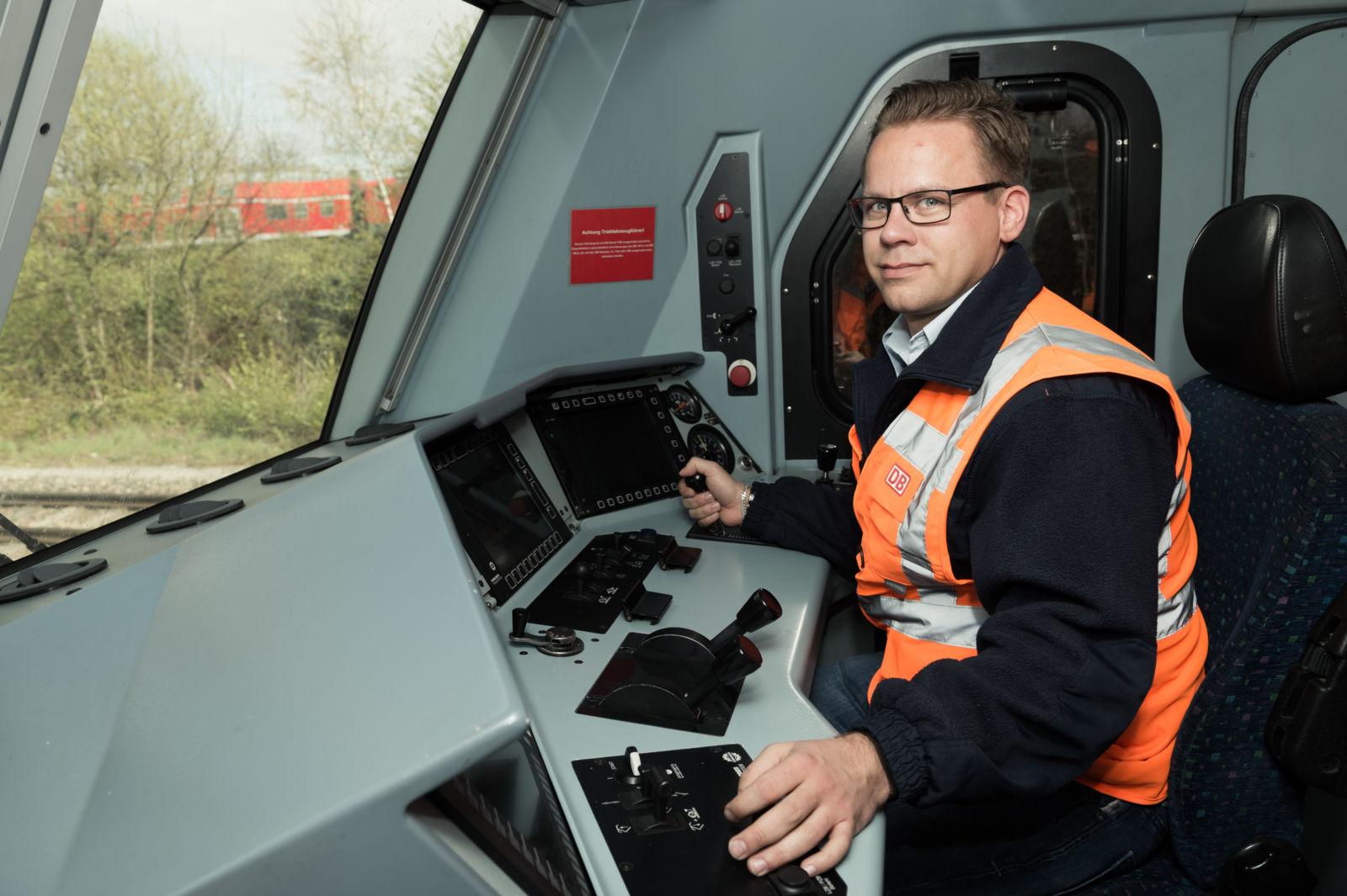 Eisenbahner mit Herz 2017 Kai Steinkamp, DB Cargo