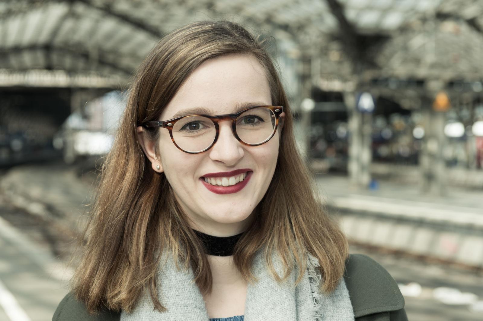 Eisenbahner mit Herz 2017 Sadik Tubay: Einsenderin Yasmin Theile hat ihn nominiert
