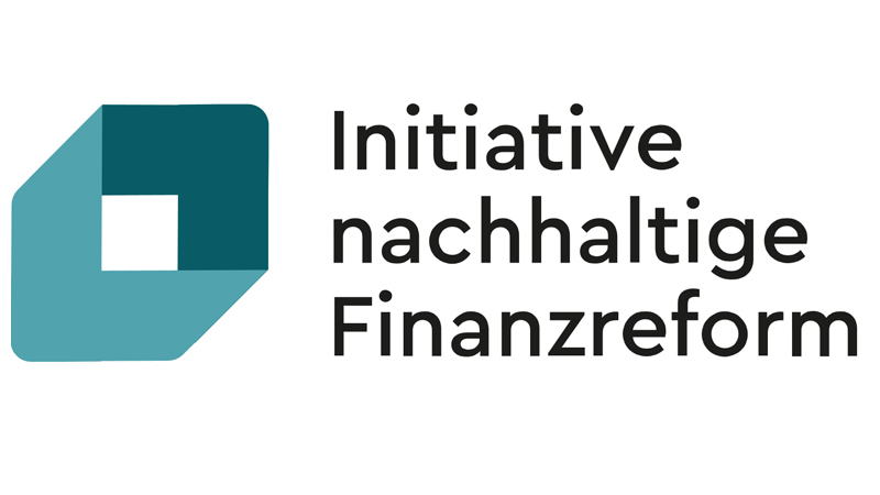 Logo Initiative nachhaltige Finanzreform