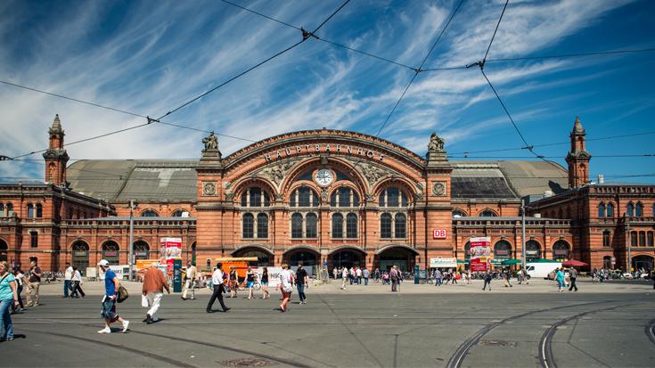 Bahnhof des Jahres 2012: Der Bahnhof Bremen / Bremen Hauptbahnhof