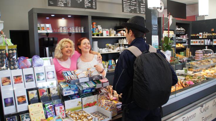 Das Café im Bahnhof Murnau: Ankommen und Wohlfühlen