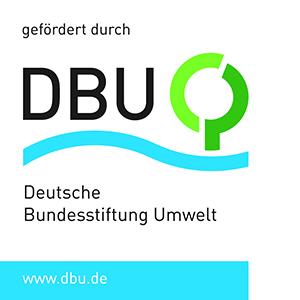 Logo Deutsche Bundesstiftung Umwelt DBU