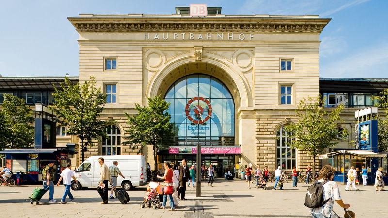 Bahnhof des Jahres 2005: Mannheim Hauptbahnhof