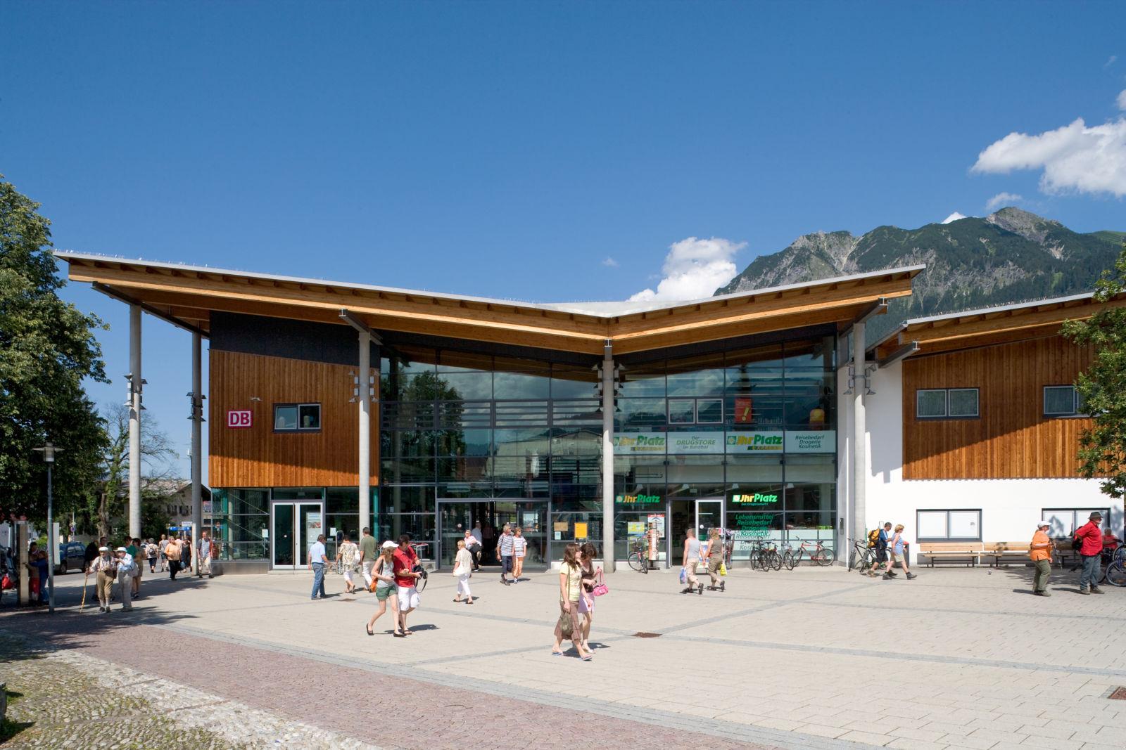 Bahnhof Oberstdorf, Foto