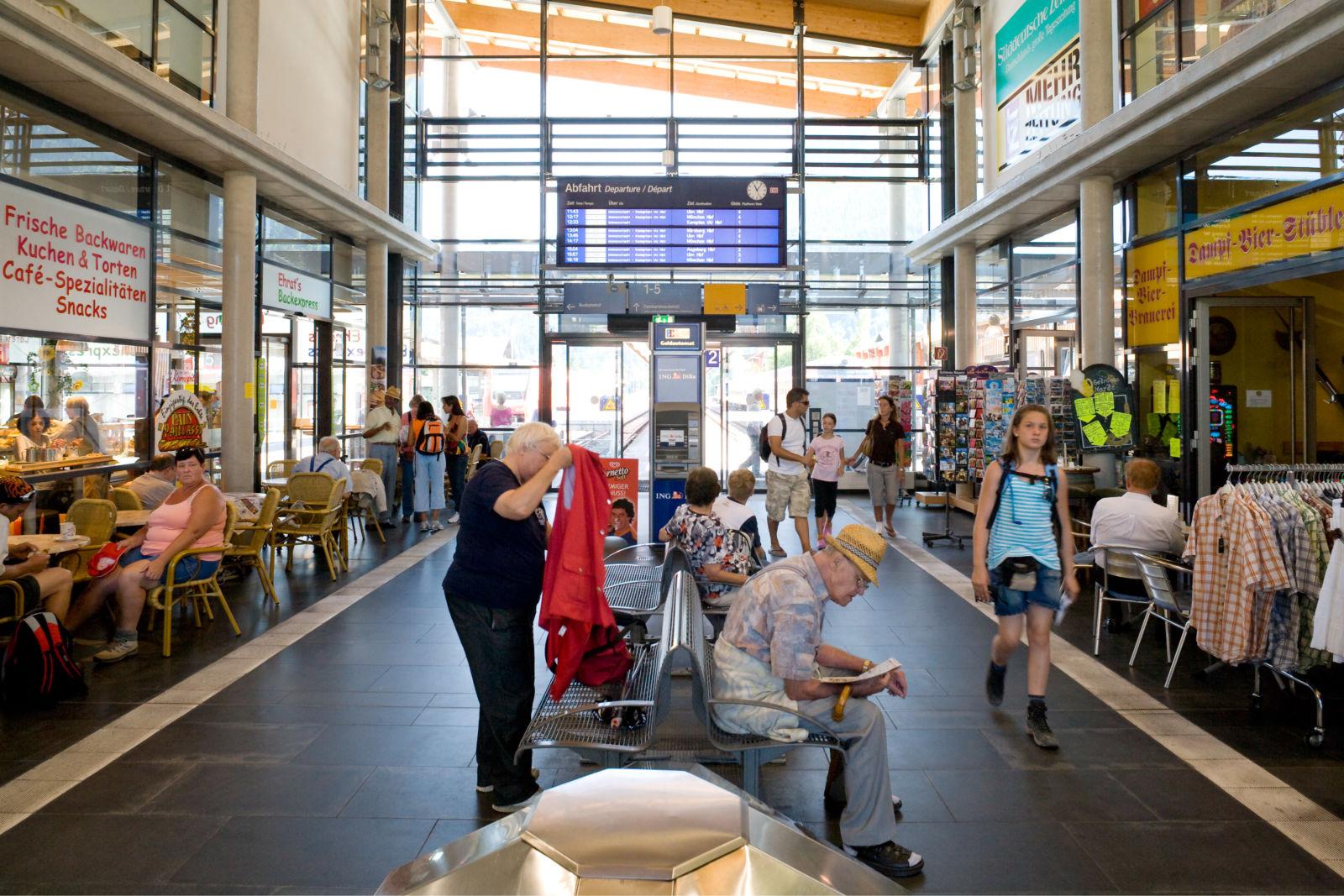 Bahnhof Oberstdorf