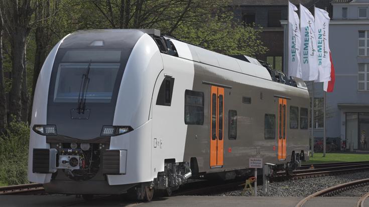 Der RRX von Siemens