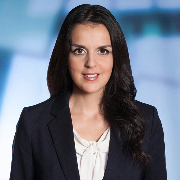 Rahime Algan ist Teil des Frauennetzwerks der Allianz pro Schiene