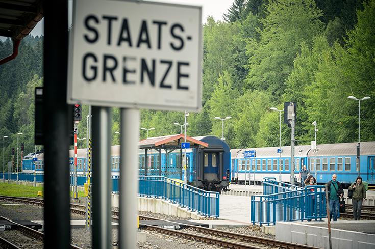 Der Bahnhof Bayerisch Eisenstein ist Bahnhof des Jahres 2017.