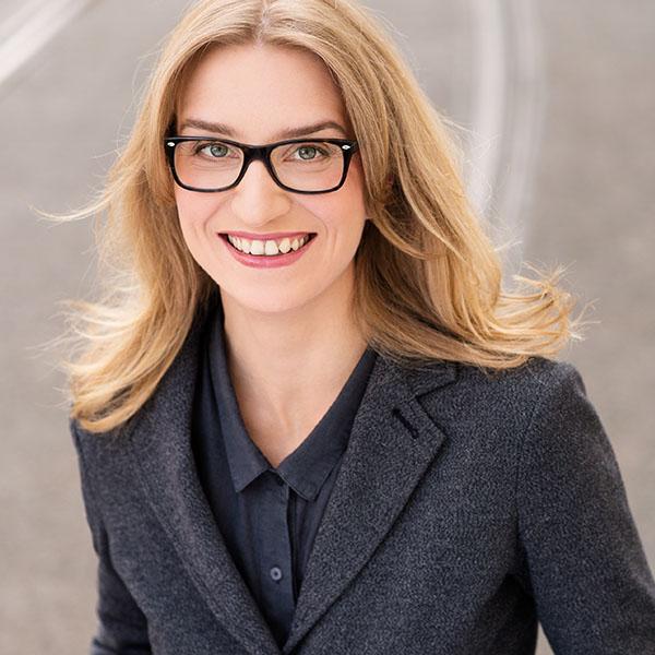 Andrea Lex ist Teil des Frauennetzwerks der Allianz pro Schiene.