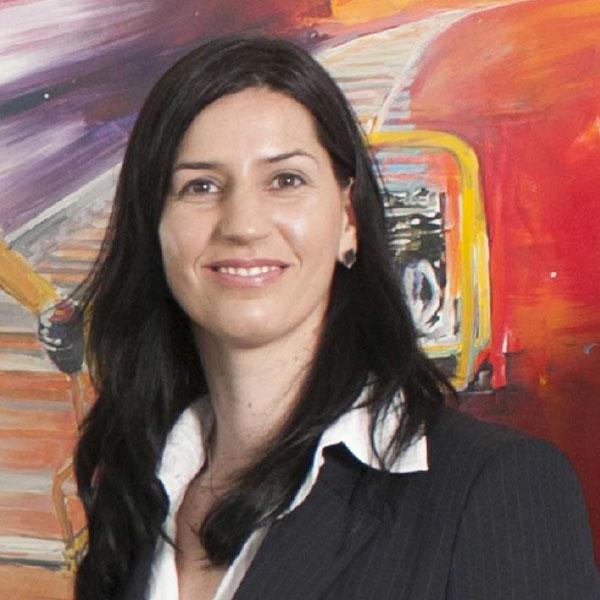 Manuela Ruhland ist Teil des Frauennetzwerks der Allianz pro Schiene.