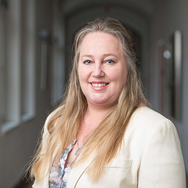 Alexandra von Oy ist Teil des Frauennetzwerks der Allianz pro Schiene.