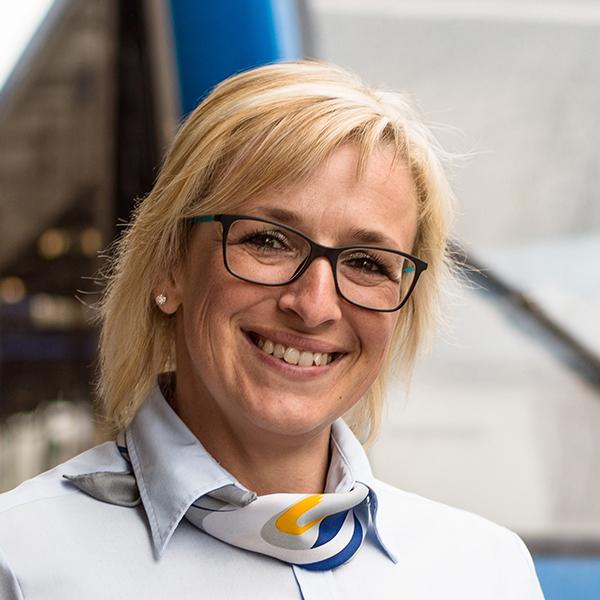 Michaela Hänig ist nominiert für Eisenbahner mit Herz 2018
