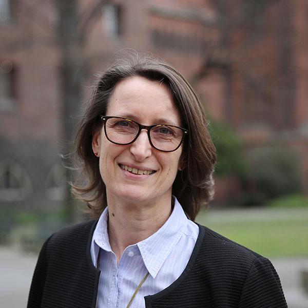 Carolin Ritter ist Teil des Frauennetzwerks der Allianz pro Schiene