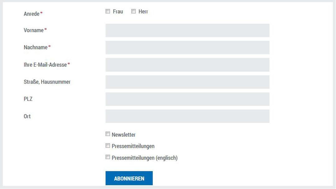 Presse Allianz Pro Schiene
