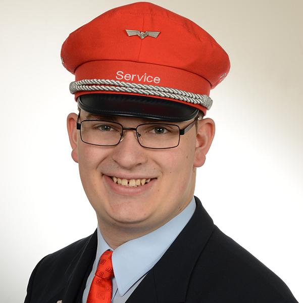Hendrik Ludwig ist nominiert für Eisenbahner mit Herz 2018