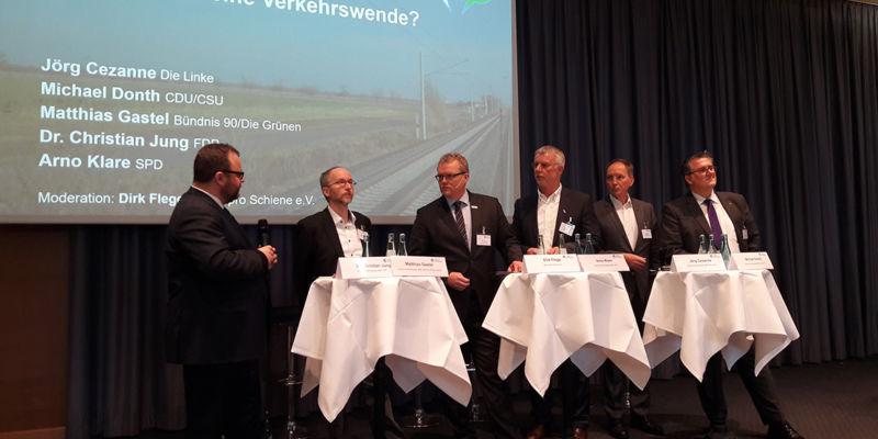 Verkehrswende Allianz pro Schiene