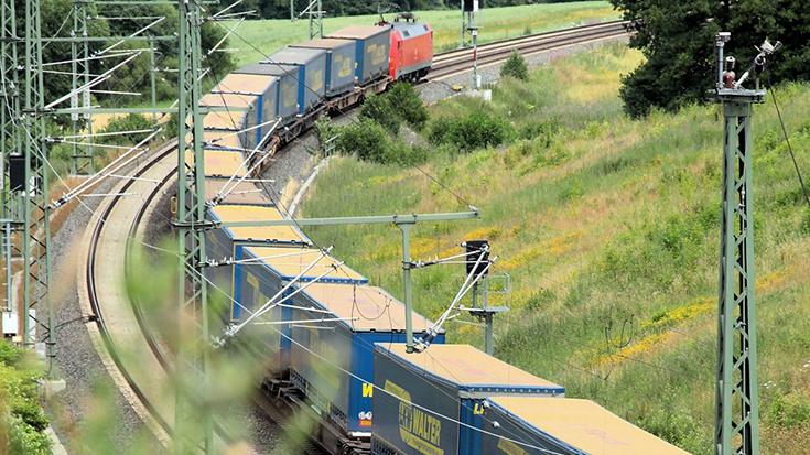 Bahnverbände malen Zukunftsvision Schienengüterverkehr 2030