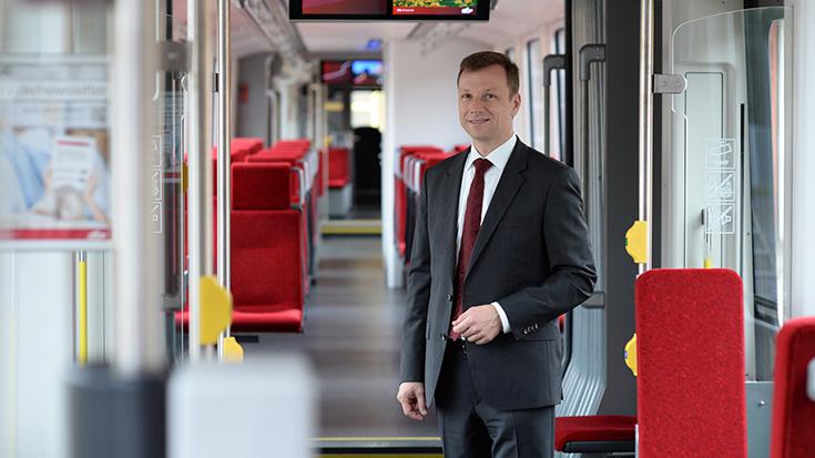 Über Imageprobleme, Auto-Fasten und den Traumberuf Lokführer: Interview mit dem Technischen Geschäftsführer der AVG, Ascan Egerer