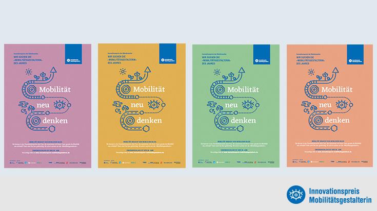 Mobilität braucht den weiblichen Blick: Die Eisenbahnbranche sucht ab sofort die Mobilitätsgestalterin 2018. Der Innovationspreis der Bahnbranche wird im September auf der Innotrans in Berlin verliehen.
