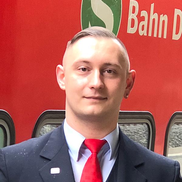 Nominiert für den Wettbewerb Eisenbahner mit Herz 2018