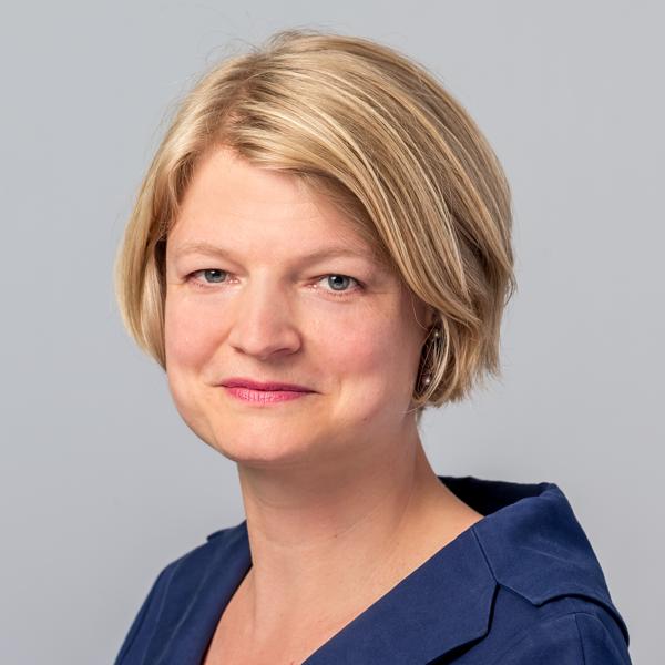 Mirjam Bütler ist Teil des Frauennetzwerks der Allianz pro Schiene.