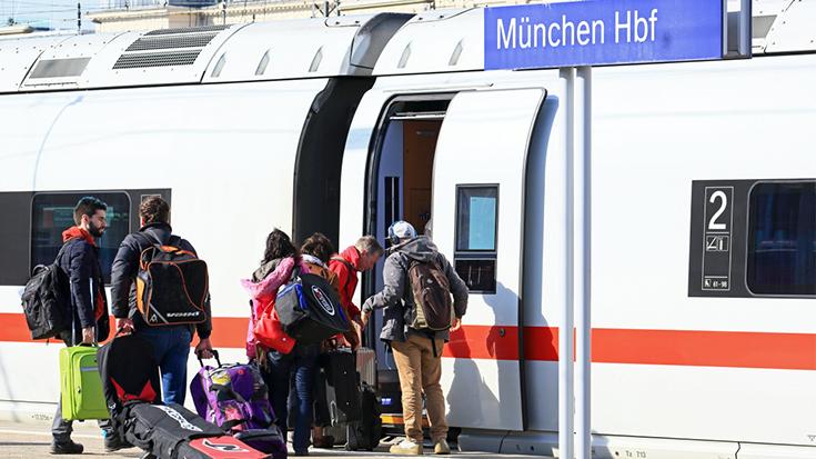 Deutschland-Takt und Trassenpreissenkung: Damit Bayern und Berlin noch näher zusammenrücken. Die Allianz pro Schiene wünscht dem neuen Verkehrsminister viel Erfolg im neuen Amt.