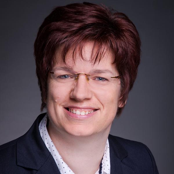 Annett Fomin-Fischer ist Teil des Frauennetzwerks der Allianz pro Schiene.