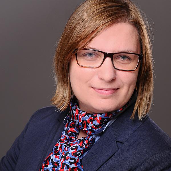 Nicole Grummini ist Teil des Frauennetzwerks der Allianz pro Schiene.