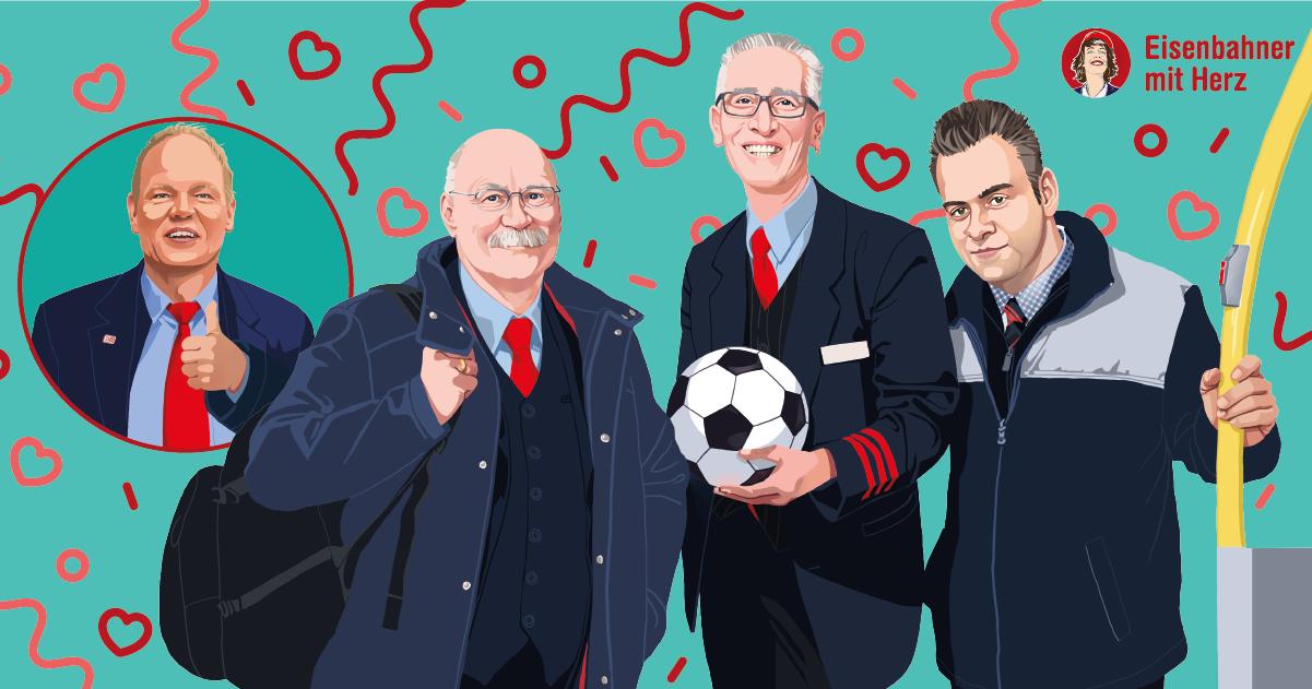 Eisenbahner mit Herz 2018 – Die Sieger