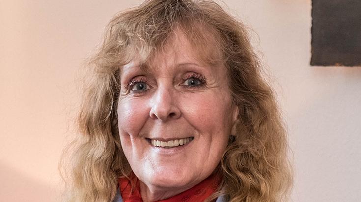 Landessiegerin BREMEN, Christine Wrieden.