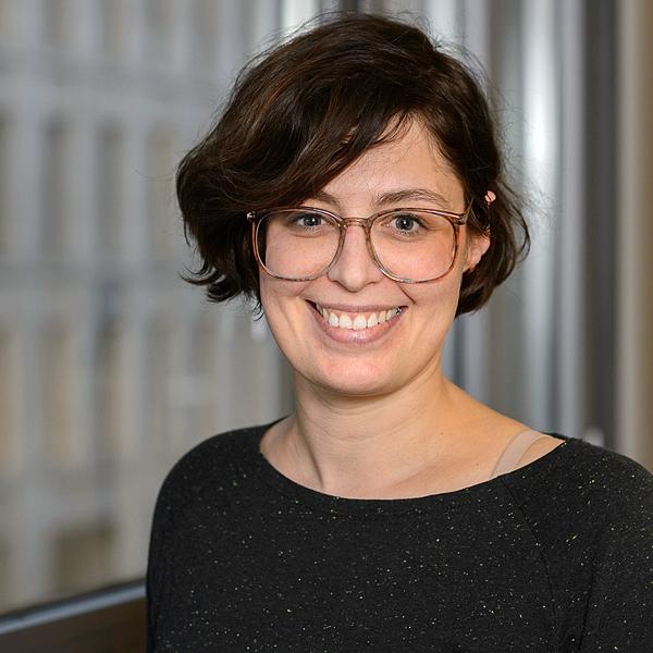 Ulrike Hunscha ist Teil der Allianz pro Schiene