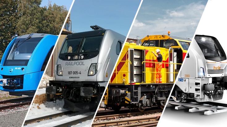 Ein Überblick: Innovative Antriebe auf der Schiene