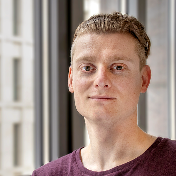 Cliff Nußbaum, Mediengestalter bei der Allianz pro Schiene