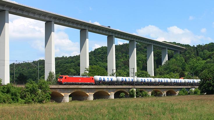 Im Güter- und im Personenverkehr schlägt die Eisenbahn alle anderen Verkehrsträger um Längen. CO2, Schadstoffe oder Energieeffizienz, überall ist der Zug der Umwelt-Primus.
