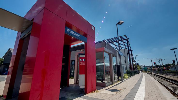 Bahnhof des Jahres 2018: Bahnhof Winterberg - ein Wettbewerb der Allianz pro Schiene