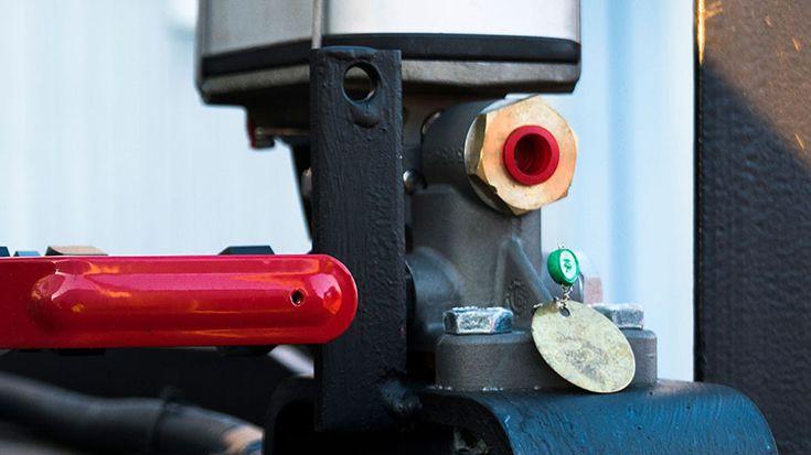 Elektropneumatisches Bremsventils - Innovative Güterwagen: So wird der Schienengüterverkehr wettbewerbsfähig gemacht