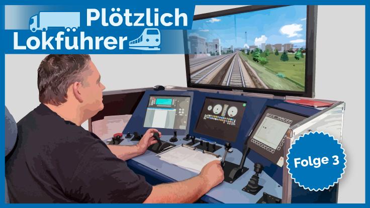 Plötzlich Lokführer Folge 3 – Allianz pro Schiene – Andre Kleinbölting